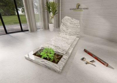 Grafsteen Cuijk whiscount white