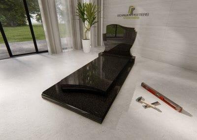 Grafsteen Mook beida black