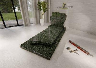 Grafsteen Mook hassan green