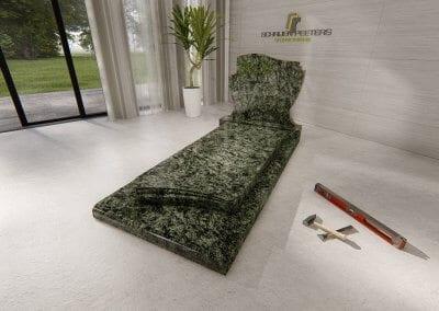 Grafsteen Mook olive green