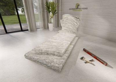 Grafsteen Mook whiscount white