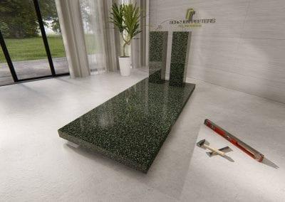 Grafsteen Gennep (hassan green)