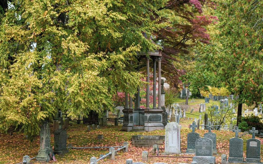 Hoe moet je een grafsteen onderhouden?